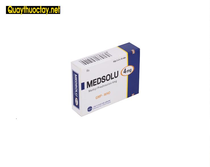 thuốc medsolu