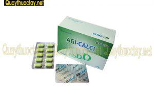 thuốc Agi Calci