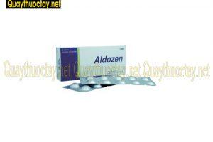 thuốc aldozen