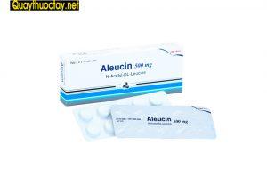 thuốc Aleucin
