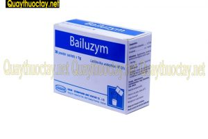 Thuốc Bailuzym-zn