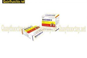 Thuốc Dacodex