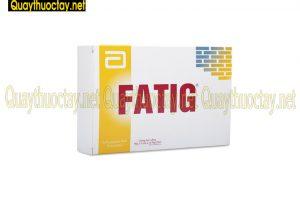 thuốc Fatig