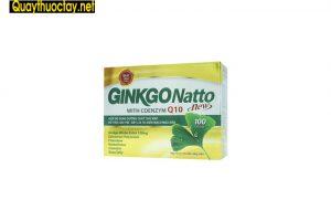 thuốc ginkgo natto