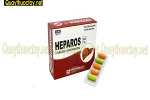 thuốc heparos