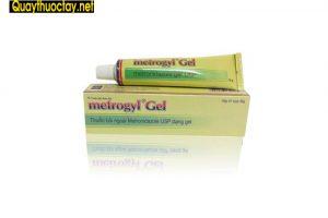 thuốc Metrogyl Gel