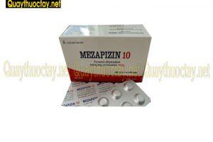 thuốc mezapizin