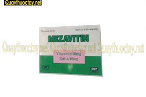 thuốc Mezavitin