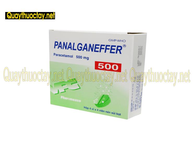 thuốc Panalganeffer