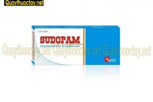 Thuốc Sudopam