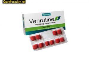 thuốc Venrutine