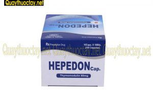 thuốc hepedon