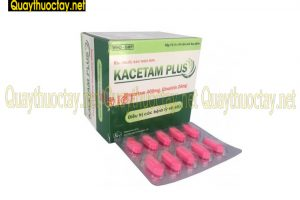 thuốc kacetam plus