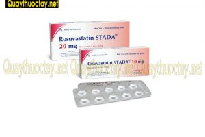 thuốc rosuvastatin