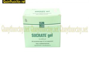 thuốc sucrate gel