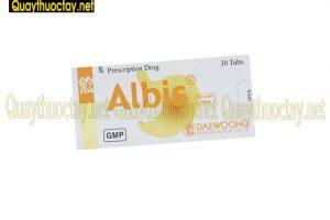 thuốc albis