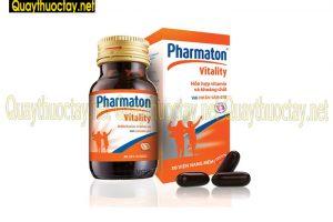 thuốc pharmaton vitality