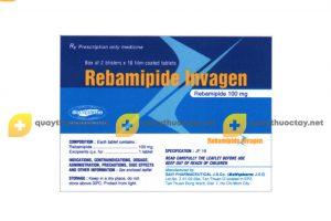 Thuốc Rebamipide