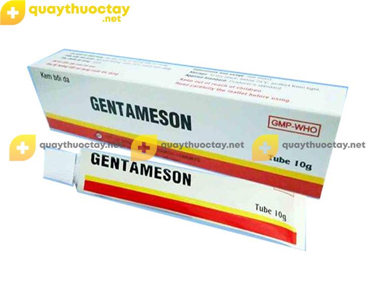 Thuốc Gentameson