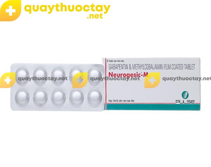 Thuốc Neurogesic M