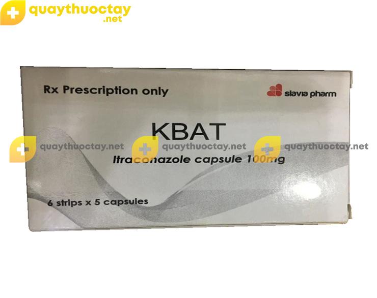 Thuốc Kbat