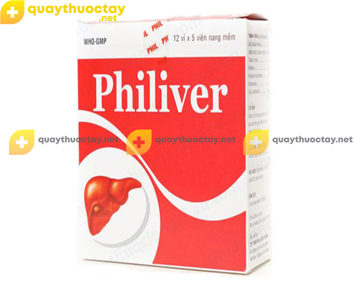 Thuốc Philiver