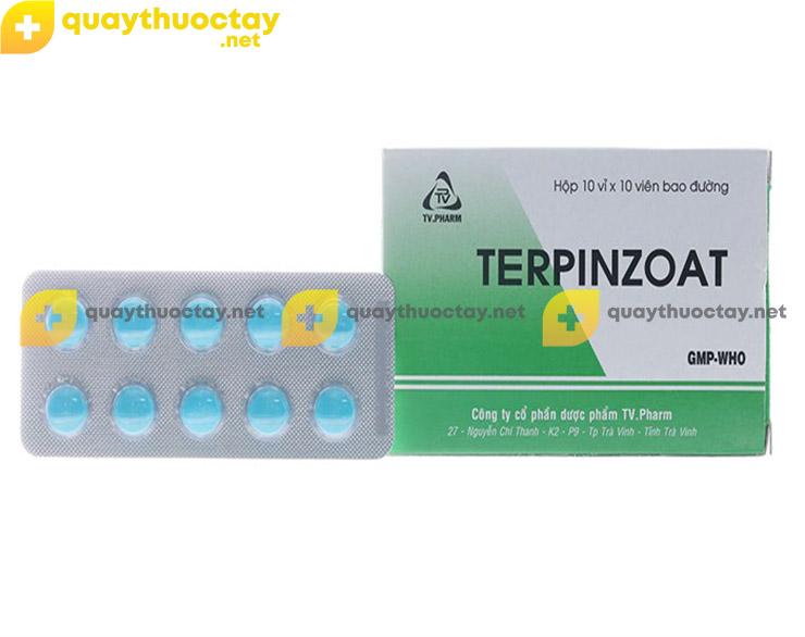 Thuốc Terpinzoat