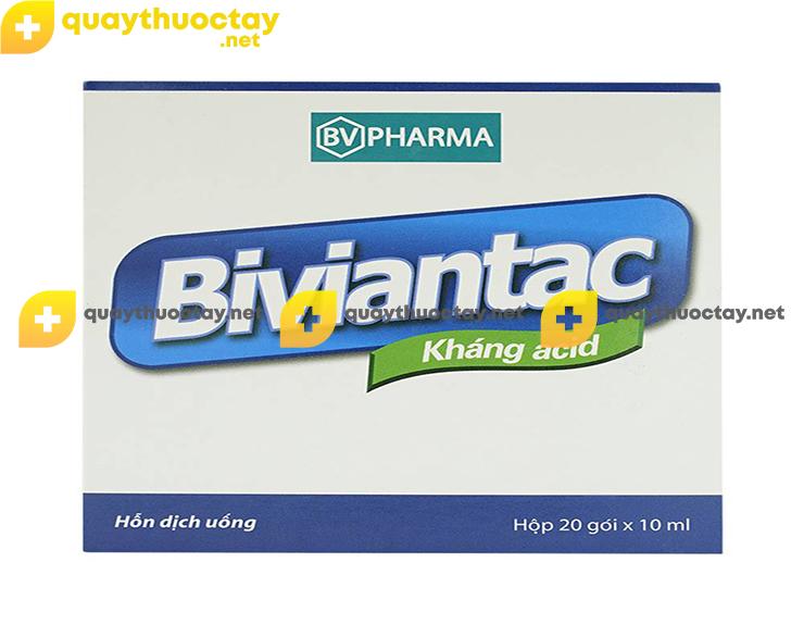 Thuốc Biviantac