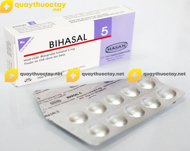 Thuốc Bihasal 5