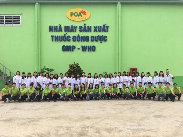 công ty dược pqa