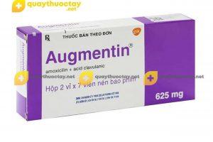 Thuốc Augmentin