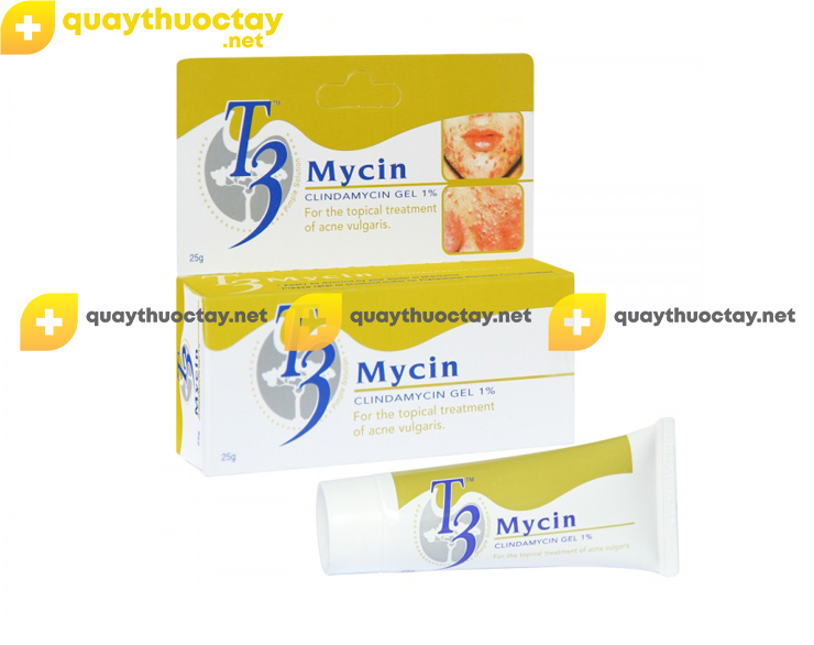 Thuốc T3 Mycin