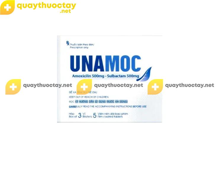 Thuốc UNAMOC