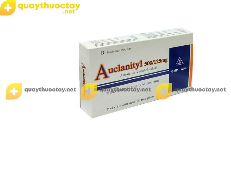 Thuốc Auclanityl