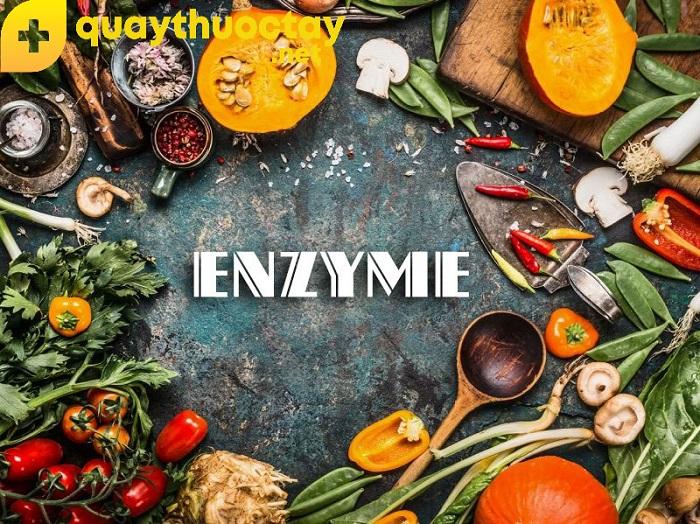 Bổ sung enzyme cho cơ thể bằng thực phẩm