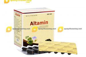 Thuốc Altamin