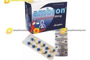 Thuốc Ambron