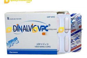 Thuốc Dinalvic