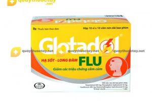 Thuốc Glotadol Flu
