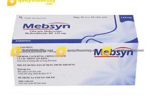 Thuốc Mebsyn