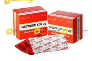 Thuốc Meconer 500
