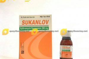 Thuốc Sukanlov