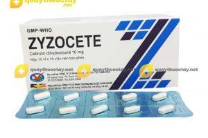 Thuốc Zyzocete