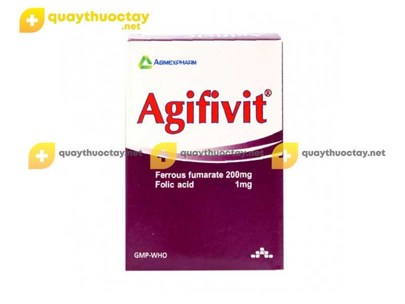 Thuốc Agifivit