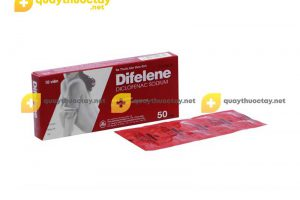 Thuốc Difelene