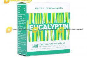 Thuốc Eucalyptin