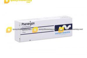 Thuốc Phenergan