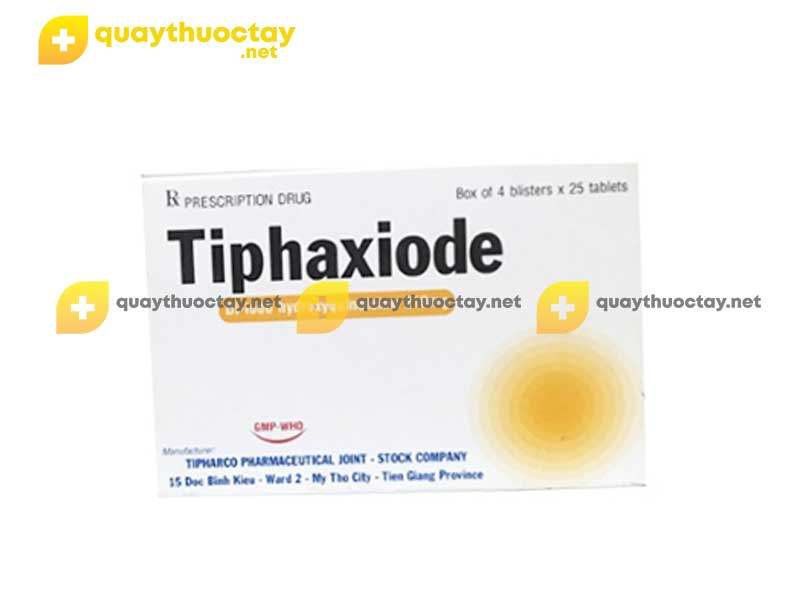 Thuốc Tiphaxiode