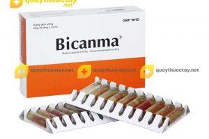 Thuốc Bicanma