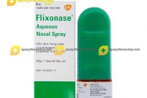 Thuốc Flixonase